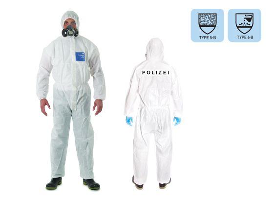 Tatort-Schutzanzug Standard 1500