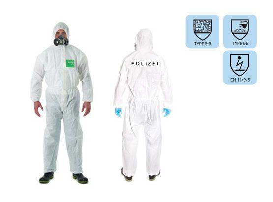 Tatort-Schutzanzug Standard 1800