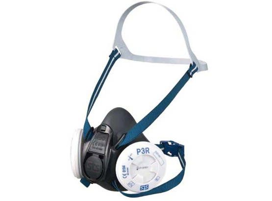 Atemschutz-Halbmaske TPR
