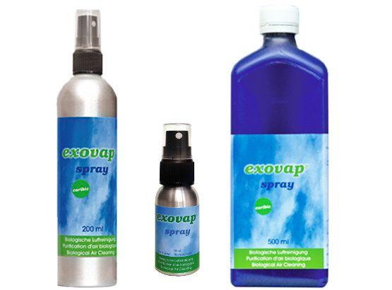 Exopvap-Spray - Biologische Luftreinigung