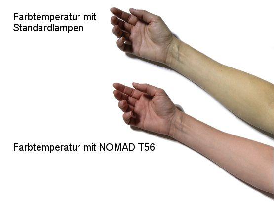 LED-Beleuchtungssystem Nomad T56