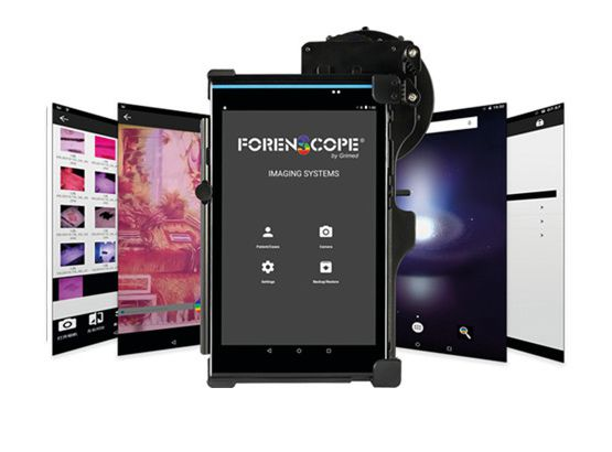 FORENSCOPE® Tablet