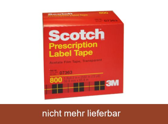 Spurensicherungsfolie 3M™ Scotch® 800