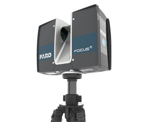 FARO® Tatort Scanner