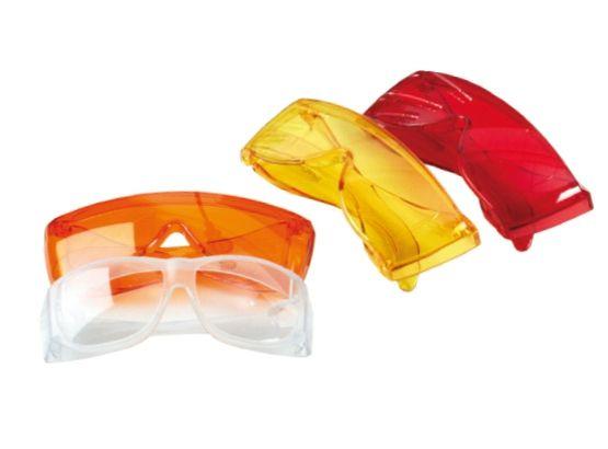 Filter- und UV-Schutzbrillen