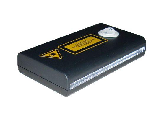 LED-Tatortleuchte (Querschnitsswandler)